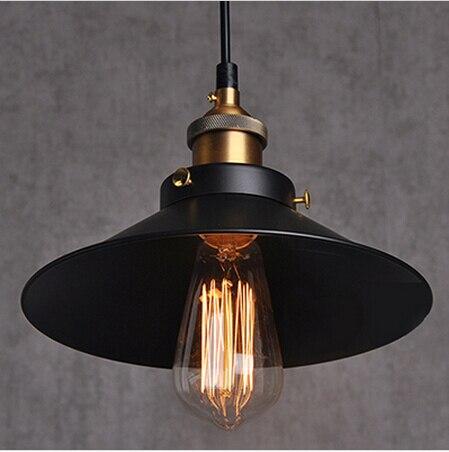 Diameter 220MM Pendant Light,The Vintage Loft Items,Edison Pendant Hanging Suspensory Lamps For Dining Room,Living Room,Bed Room<br><br>Aliexpress