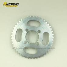 Scooter Chain Sprocket  25H 47Teeth Chain Wheel Electric/Gas Scooter Rear Sprocket 25H Chain-Plate (Scooter Parts&Accessories)