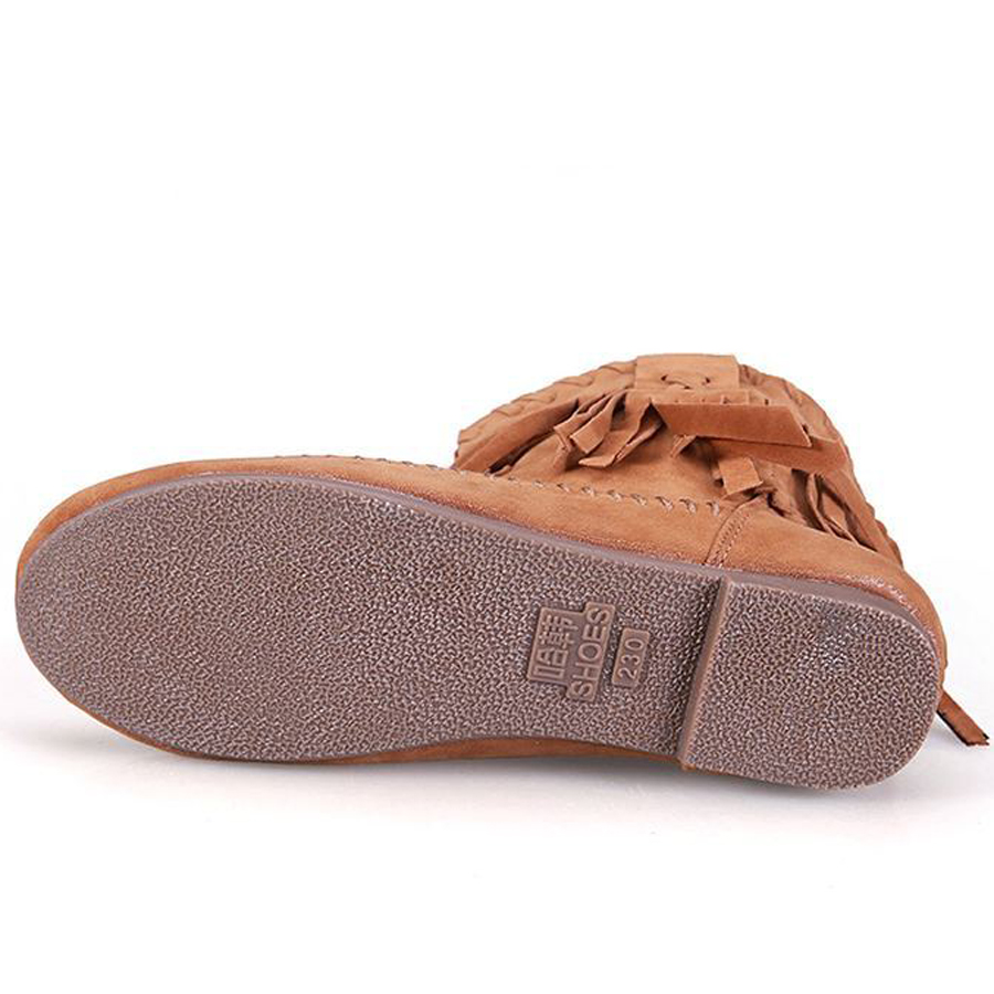 Fringe Cowboy Boots(3)