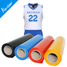 Q6 Kenteer Factory Price PVC Heat Transfer Vinyl For Clothing With 50cm*25m/Roll(China)