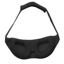 3D Memory Foam Padded Shade Cover Travel Rest Sleep Eye Mask Eyeshade Sleeping Blindfold Eyepatch Aid Relax outdoor tools