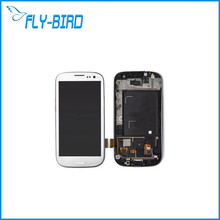 5PCS/LOT Lcd For Samsung Galaxy S3 i9300 i9305 LCD Display Touch Screen Digitizer Replacement(China)