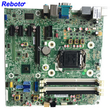 Reboto For HP 600 G1 SFF Desktop Motherboard MainBoard LAG1150 795972-001 795972-501 795972-601 696549-003 Full Tested(China)