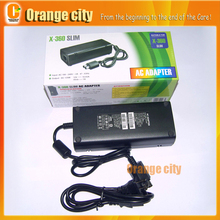 high quality AC Adapter Power Supply Cord Charger for XBOX360 xbox 360 Slim