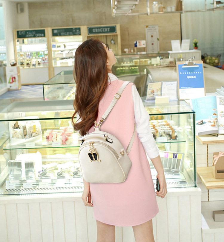 VMOHUP Cute Women Backpack School Women Pu Leather Backpacks for Teenage Girls Funny Rabbit Ears  Shoulder Bags Female Mochila (7)