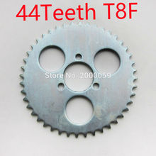 Rear Chain Sprocket T8F 44T 29mm Electric Scooter 47CC 49cc Dirt Kid Cross Bike ATV Quad Mini Moto - MingYang Motor&Accessories co,.LTD store