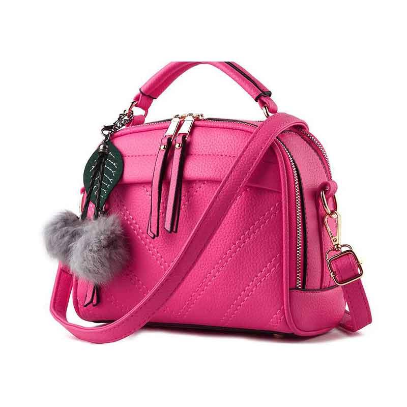 حقيبة الكتف للنساء بالوان متعددة 10