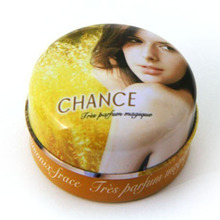 France 100% Original Solid And Fragrance Of Brand Originals Yellow Chance 15G Sexy Lady 2015 New Women(China)