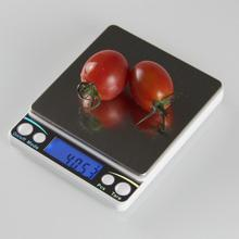 Buy 200/0.01g 500/0.01g Stainless Steel Mini Electronic Scale LCD Digital Jewelry Scale High-Precision Kitchen Baking Weighting Tool for $10.51 in AliExpress store