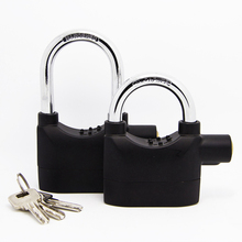 Buy Motorcycle Alarm lock security 110 db loud security motorcycle alarm lock anti-theft Waterproof Moto bicycle lock for $12.21 in AliExpress store