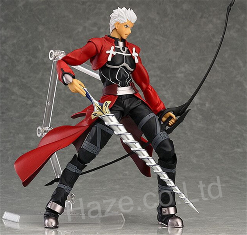 Figma 223 Archer Fate Stay Night Action Series PVC 6.3 Action Figure with Box<br><br>Aliexpress