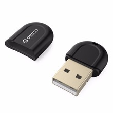 ORICO Mini USB Bluetooth Adapter V 4.0 Dual Mode Wireless for Notebook Desktop PC - (BTA-408)