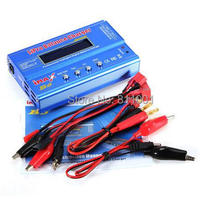 Promotion Factory Wholesale IMAX B6 2S-6S 7.4v-22.2V AC/DC Charger With Leads & LiPo Battery Balance Charger Low Shipping(China)
