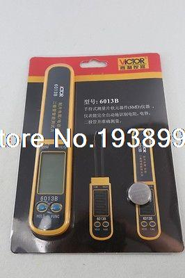 RC SMD Smart Multimeter Capacitance Tweezers Meter<br>