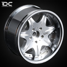 Buy DC RC 1:10 LS207 WHEEL OFFSET +6&+9mm SILVER EP 1:10 RC CARS DRIFT ON ROAD RWD AWD DC-90407, 4PCS for $41.40 in AliExpress store