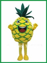 MASCOT Pineapple mascot costume custom fancy costume anime cosplay kits mascotte fancy dress carnival costume(China)