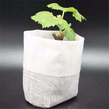Nursery Pots Seedling-Raising Bags Environmental Non-woven Fabrics Garden Supplies Garden Supplies 100 pcs 2017 New Arrival