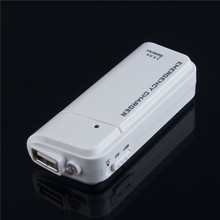 1pc Brand New Portable USB Charger AA External Battery Emergency For MP3 Player for iPod for iPhone