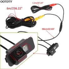 OOTDTY Rearview Reverse Reversing Parking Camera For Ford/Mondeo/Ba7 S-Max/Fiesta/Kuga Vehicle Camera 2017 Automobiles Parts