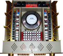 KZR AV-190 5.1 professional power amplifier HIFI EXQUIS stage performances high power amp 1200w