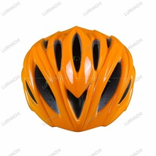 2017 New Style LURHACHI KV-23 Orange Safety MTB Mountain Road Bicycle Helmet Professional Cycling Helmet(China)