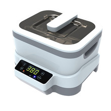 By DHLHeates Digital Ultrasonic Cleaning Transducer Baskets Jewelry Watches Dental Mini Dental Ultrasonic Cleaner Bath
