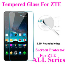 Screen Protector Tempered Glass For ZTE Blade A510 A452 A570 A460 A910 X3 X5 X7 X9 L2 L5 V5 V6 D6 Protective Film