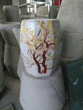 White Plum blossom Porcelain Jindezhen dressing ceramic garden stool Chinese ceramic drum stool bathroom stool for shower & Compare Prices on White Ceramic Stool- Online Shopping/Buy Low ... islam-shia.org