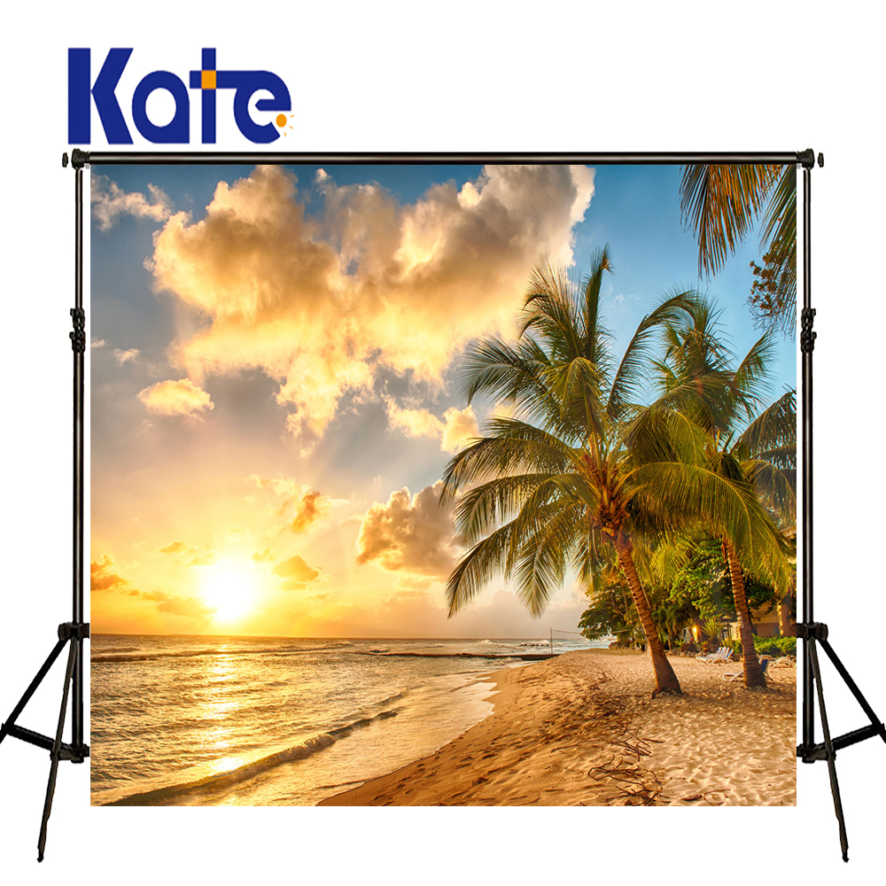 KATE Photo Background Photography Scenic Backdrops Sunset Photo Backgrounds Sunshine Photo Backgrounds For Photo Studio Wedding<br>