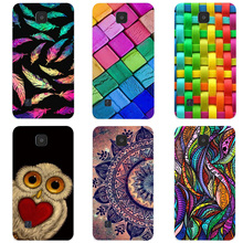 Cases For LG K3 LTE Cover Silicone Back Cover Phone Case For LG K3 LTE K100DS K100 4G Case TPU Soft Protective Bag Fundas(China)