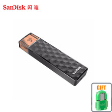 SanDisk USB Flash Drive Connect Wireless SDWS4 32GB 64GB 16GB 128GB 256GB 150MB/S Wi-Fi Pen Drive USB 2.0 Flashdisk for Phone(China)