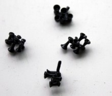 4pcs / lot 1/87 Model Train ho scale train accessories whistle H Free Shipping