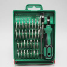 Item 8002 Multifunction Pocket Tools Precision Kit Magnetic Tool Box Phone Computer MP4 Repair Screwdriver(China)