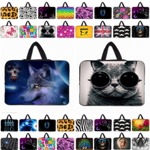 Many Designs Notebook Laptop 7 10 12 13 14 15 17 15.6 15.4 15.3 14.1 11.6 12.1 10.1 inch Computer PC Sleeve Bag Carry Cases Bags