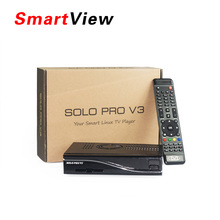 VU SOLO PRO V3 DVB-S2 HD Linux Enigma2 751MHz MIPS Satellite Receiver support Blackhole Openpli Openvix Better than solo pro v2