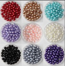 3mm 1000pcs 18 color, ABS Imitation Pearls Beads, Making jewelry diy beads, Jewelry Handmade necklace,Pearls round for crafts