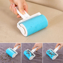 Washable Home Sheet Pet Hair Dust Remover Clothes Cleaning Sticky Lint Roller smt 83