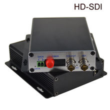 HD-SDI SDI Video Fiber Optical Media Converters,FC Singlemode up 20Km(China)
