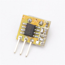 RXB14 433Mhz Superheterodyne Wireless Receiver Encoded 3.3V-5.5V