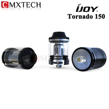 IJOY RTA Tornado 150 Sub Ohm Tank High Wattage 4.2ml Capacity Top-filling Design Rebuildable Atomizer Clearomizer Vaporizer