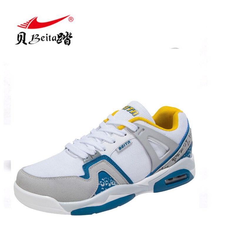 Berita Top Men Medium(b,m) 2017 New Sports Shoes Mens Korean Net Breathable Running Tidal Air-cushion Anti-static We <br><br>Aliexpress
