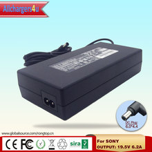 Original ACDP-120N02 19.5V 6.2A 120W AC Adapter Power Supply for Sony ACDP-120E01 ACDP-120E02 KDL-50W6 Laptop Charger