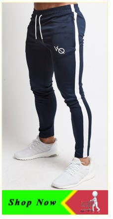 Brand Gyms Men Joggers Casual Men Sweatpants Joggers Pantalon Homme Trousers Sporting Clothing Bodybuilding Pants 3