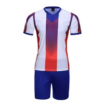 Benwon - leisure soccer jerseys men's customized short sleeve football kits adult's outdoor training sports uniforms soccer sets
