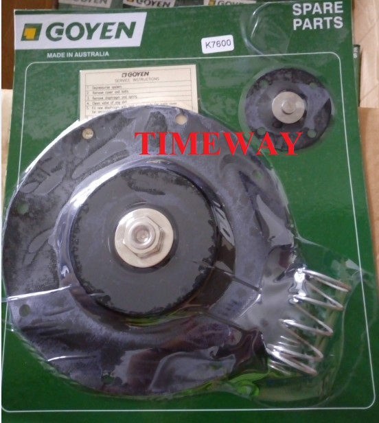GOYEN REPAIR KIT  K7600 <br>
