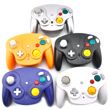 10pcs a lot 2.4GHz Bluetooth Controller Wireless Gamepad joystick for Nintendo for GameCube for NGC for Wii(China)