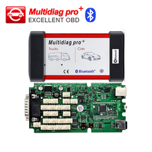 Quality A+ Multidiag pro TCS cdp pro plus Bluetooth 2015.R3 keygen software OBD2 code reader cars trucks OBDII diagnostic-tool