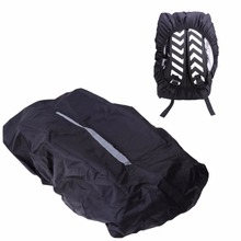 20-45L Waterproof Backpack Bag Unisex Reflective Dust Rain Cover For Camping Hiking Cycling Luggage Pouch Cover Case Travel Tool(China)