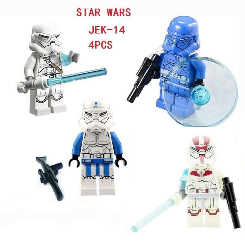 2018 NEW Star Wars clonetrooper clone trooper Fit Lego Minifigure Minifig