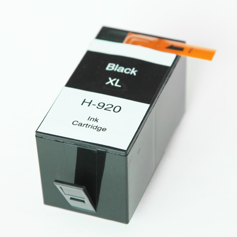 1PK Balck ink Cartridge For HP920 HP 920 XL (CD975AE CD975AA) for HP Officejet 6000 6500  7000 7500 7500A  inkjet printer<br><br>Aliexpress